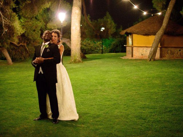 La boda de Lionel y Ana en Rivas-vaciamadrid, Madrid 61