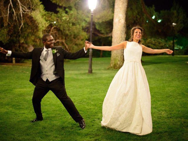 La boda de Ana y Lionel