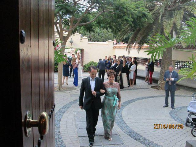 La boda de Alicia y Armado en Las Palmas, Santa Cruz de Tenerife 22