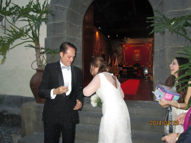 La boda de Alicia y Armado en Las Palmas, Santa Cruz de Tenerife 40