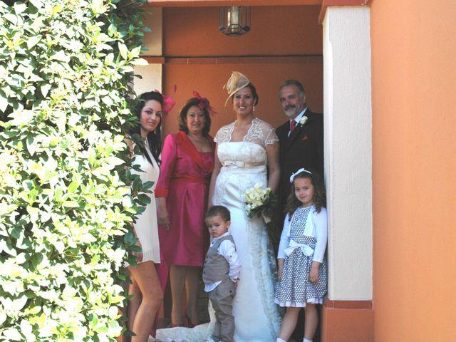 La boda de Alicia y Guillermo en Alcala De Guadaira, Sevilla 1