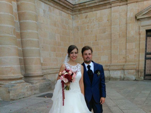 La boda de Antonio y María en Zamora, Zamora 21
