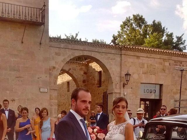 La boda de Antonio y María en Zamora, Zamora 29