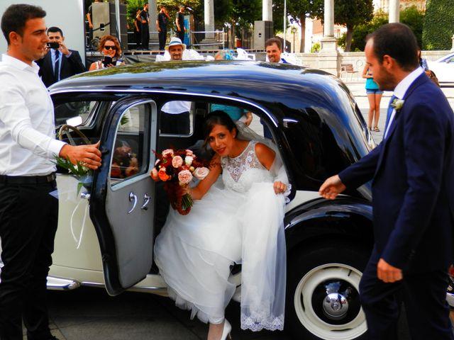 La boda de Antonio y María en Zamora, Zamora 36