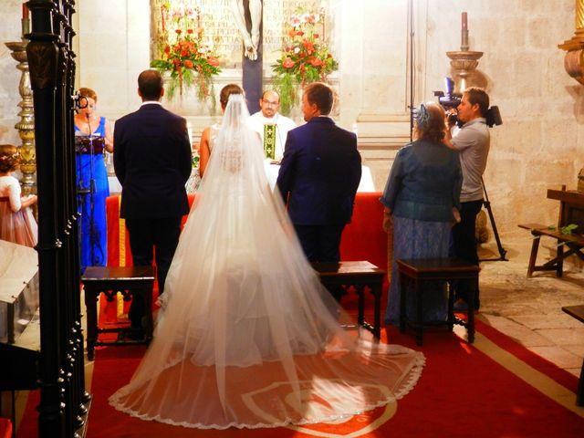 La boda de Antonio y María en Zamora, Zamora 37