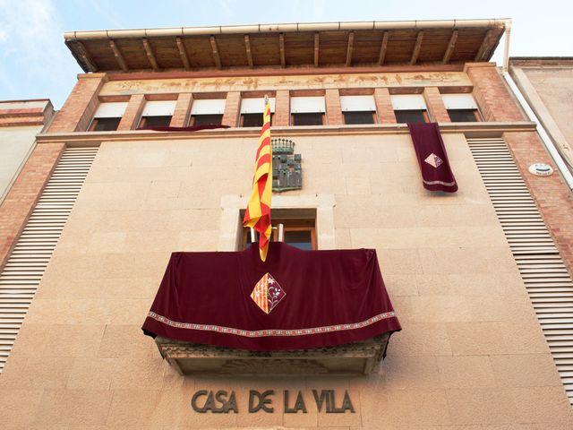 La boda de Cristina y Óscar en Vilagrassa, Lleida 12
