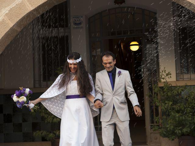 La boda de Cristina y Óscar en Vilagrassa, Lleida 16