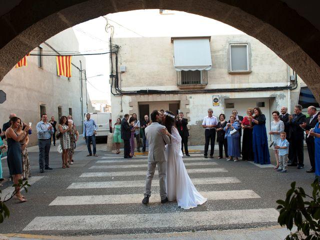 La boda de Cristina y Óscar en Vilagrassa, Lleida 17