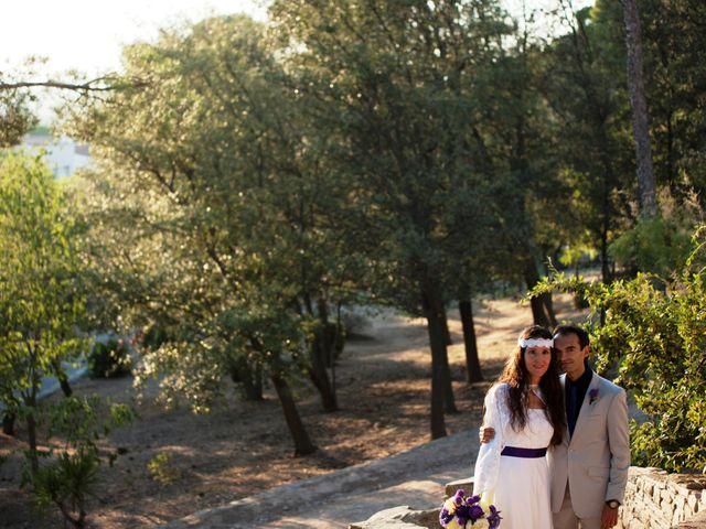 La boda de Cristina y Óscar en Vilagrassa, Lleida 1