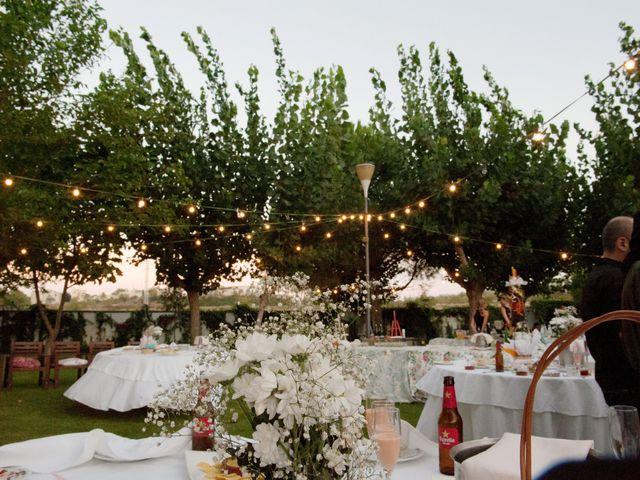 La boda de Cristina y Óscar en Vilagrassa, Lleida 23