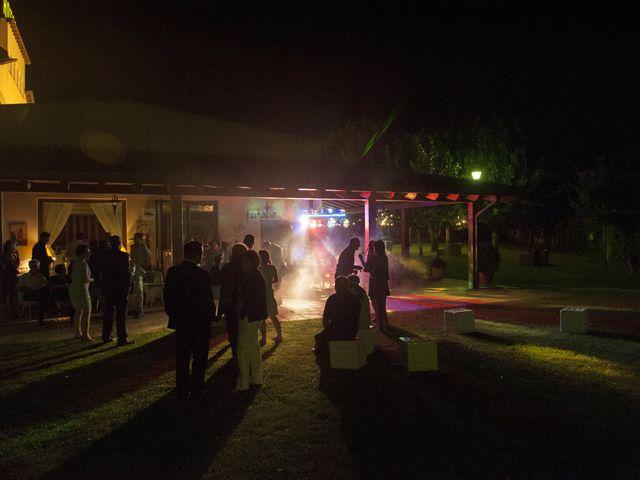 La boda de Cristina y Óscar en Vilagrassa, Lleida 37