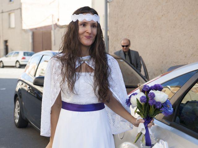 La boda de Cristina y Óscar en Vilagrassa, Lleida 11