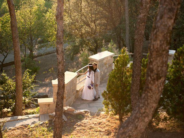 La boda de Cristina y Óscar en Vilagrassa, Lleida 18