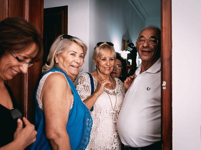 La boda de Fran y Maria José en Osuna, Sevilla 9