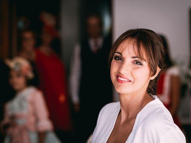 La boda de Fran y Maria José en Osuna, Sevilla 12
