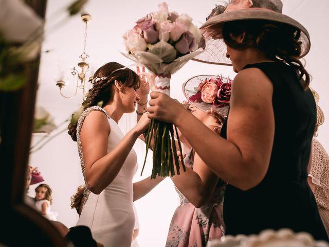 La boda de Fran y Maria José en Osuna, Sevilla 18