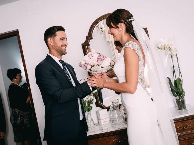 La boda de Fran y Maria José en Osuna, Sevilla 25