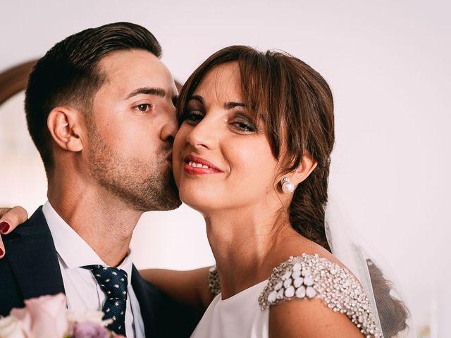 La boda de Fran y Maria José en Osuna, Sevilla 26