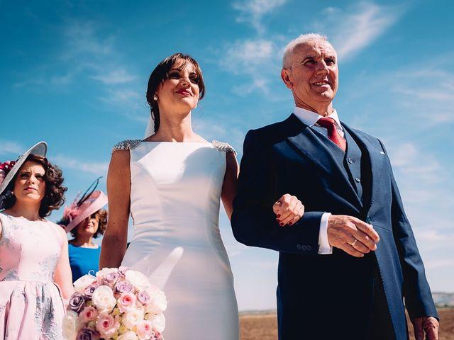 La boda de Fran y Maria José en Osuna, Sevilla 32