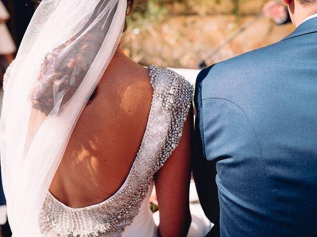 La boda de Fran y Maria José en Osuna, Sevilla 34