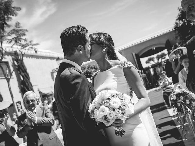 La boda de Fran y Maria José en Osuna, Sevilla 44