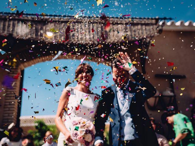 La boda de Fran y Maria José en Osuna, Sevilla 45