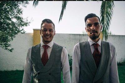 La boda de Fernando y Jose en Villanueva De La Serena, Badajoz 21
