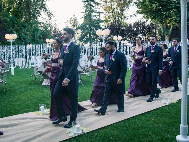 La boda de JuanFran y Yara  en Madrid, Madrid 7