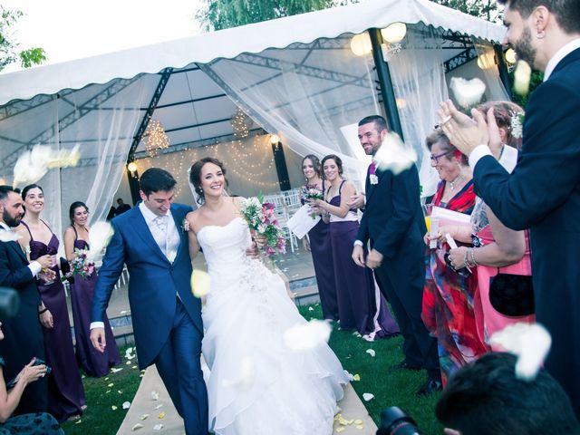 La boda de Yara  y JuanFran
