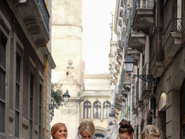 La boda de Denys y Tara en Argentona, Barcelona 25