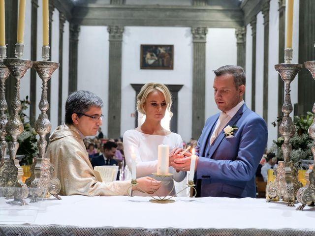 La boda de Denys y Tara en Argentona, Barcelona 35