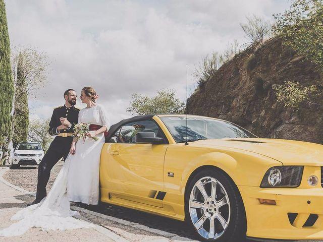 La boda de Enrique y Mónica en Toledo, Toledo 20