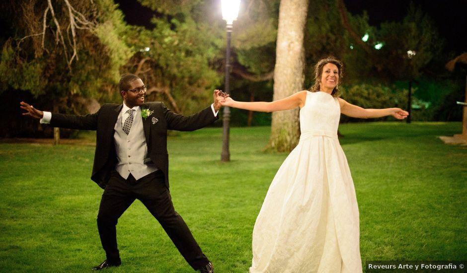 La boda de Lionel y Ana en Rivas-vaciamadrid, Madrid