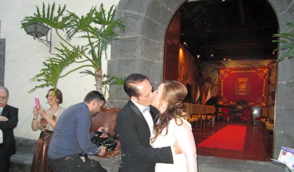 La boda de Alicia y Armado en Las Palmas, Santa Cruz de Tenerife