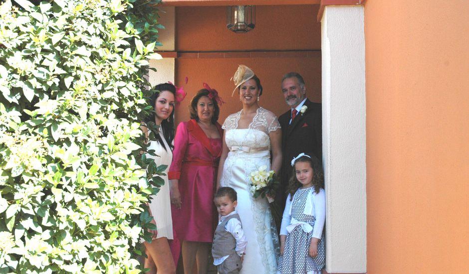 La boda de Alicia y Guillermo en Alcala De Guadaira, Sevilla