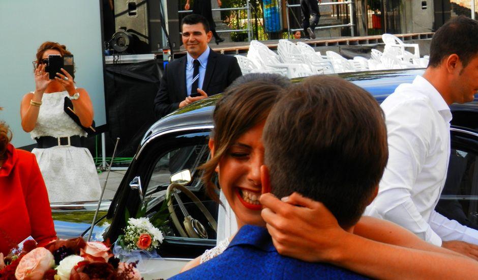 La boda de Antonio y María en Zamora, Zamora