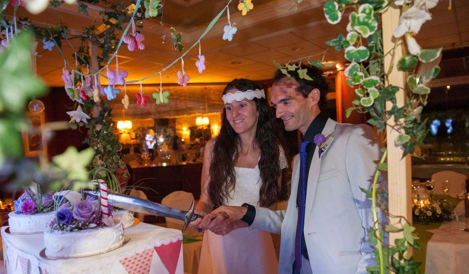 La boda de Cristina y Óscar en Vilagrassa, Lleida