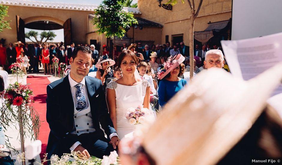La boda de Fran y Maria José en Osuna, Sevilla