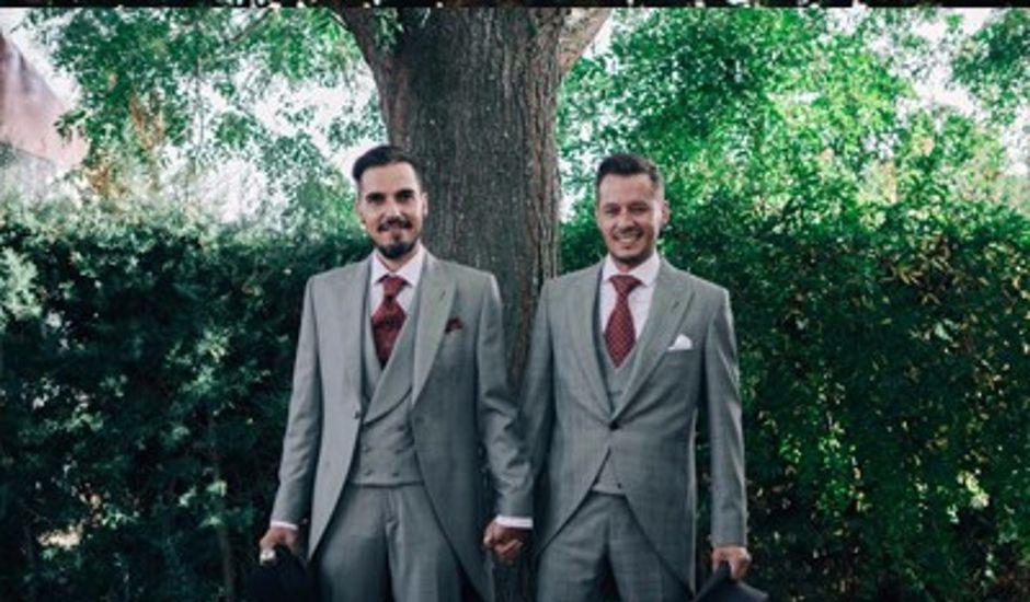 La boda de Fernando y Jose en Villanueva De La Serena, Badajoz