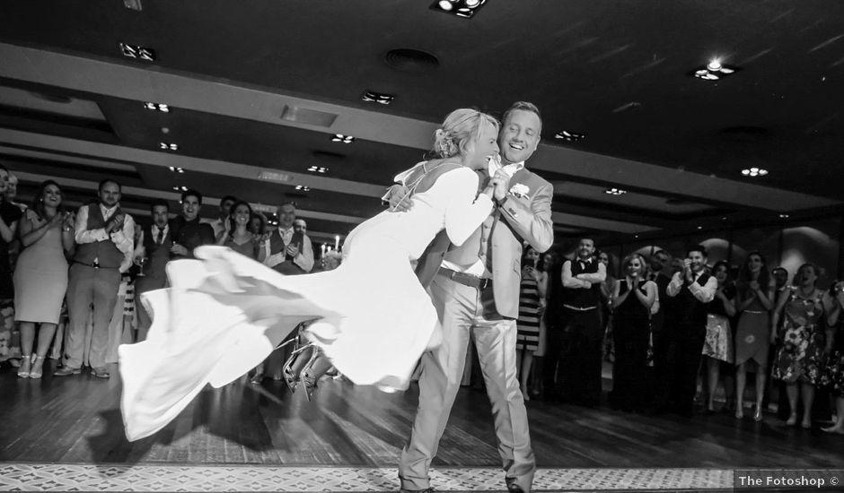 La boda de Denys y Tara en Argentona, Barcelona