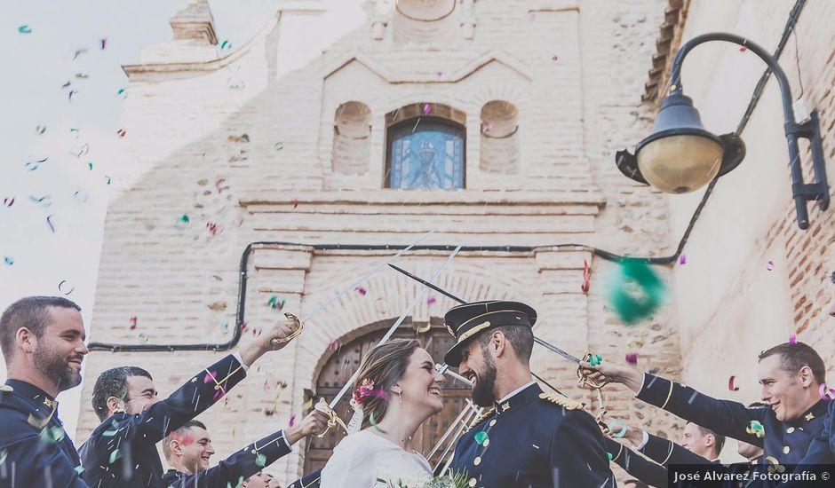 La boda de Enrique y Mónica en Toledo, Toledo