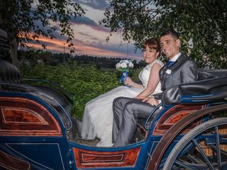 La boda de Noemi y Emilio