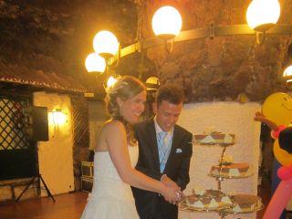 La boda de Seben y Sarai 2