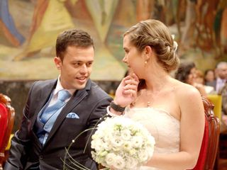 La boda de Seben y Sarai 3