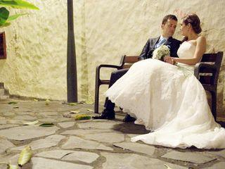 La boda de Seben y Sarai