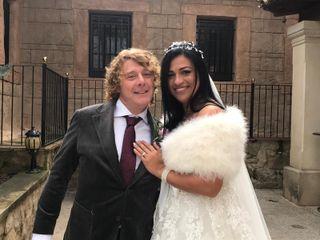 La boda de Carolina  y Manolo