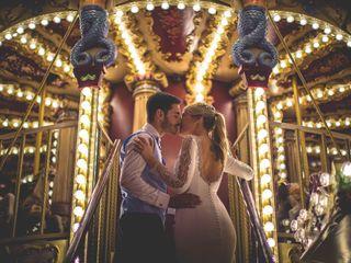 La boda de Lola y Adri