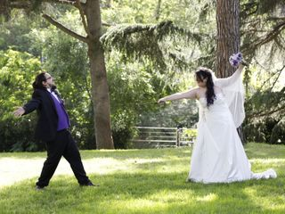 La boda de Mireia y David 1