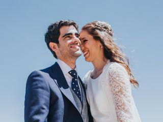 La boda de Miriam y Toni