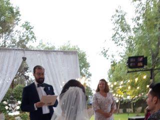La boda de Marta y Marcos 2
